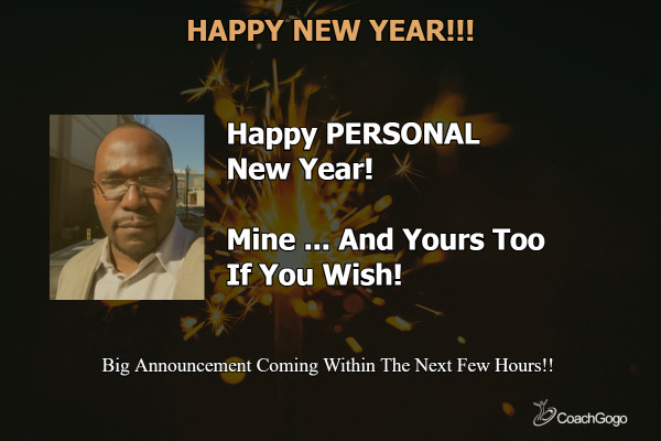 Happy Personal New Year!
